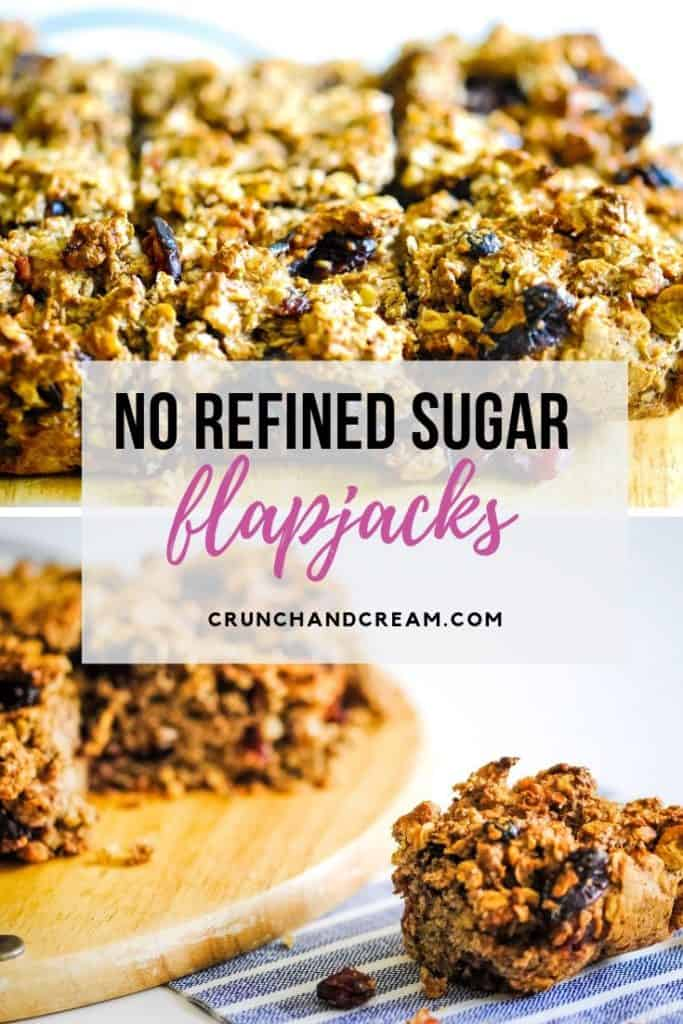 These no refined sugar make a delicious and relatively healthy breakfast or snack. They can be made a couple of days in advance and have so much flavour!